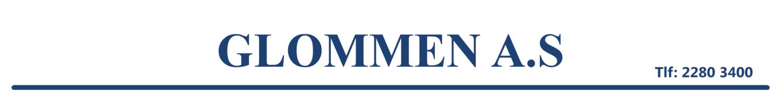 GLOMMEN A.S - Alt til Kontor og Lager